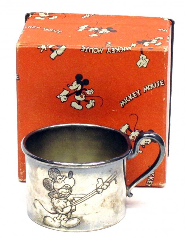 89: MICKEY MOUSE CHILD'S CUP