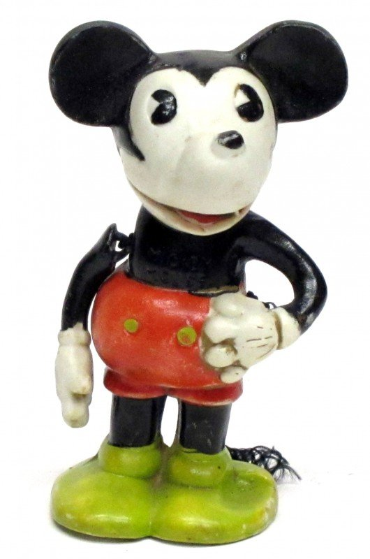94: MICKEY MOUSE TOOTHBRUSH HOLDER
