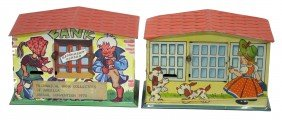 (2) WEST GERMAN MECHANICAL BANKS