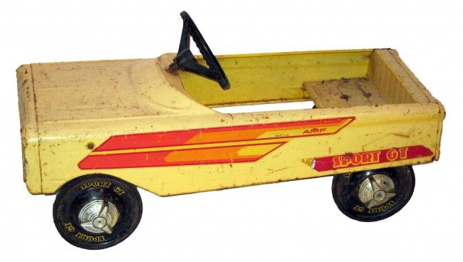 233: AMF SPORT G.T. PEDAL CAR