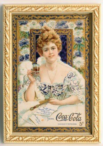 18: 1903 COCA-COLA HILDA CLARK SODA FOUNTAIN MENU