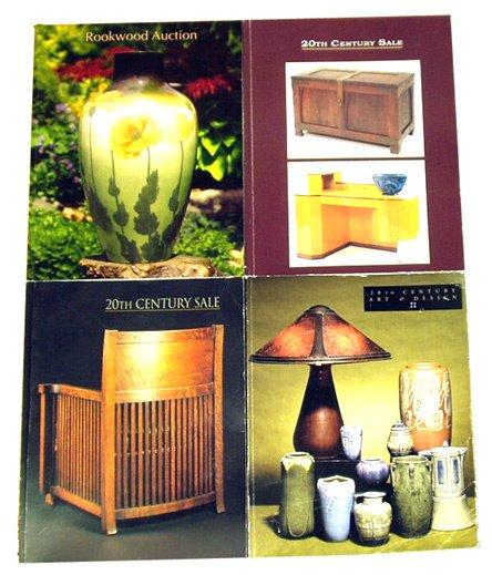 2: TREADWAY / 20TH CENTURY Auction Catalogs (85)