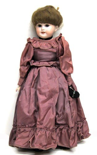 11: S. H. BISQUE DOLL