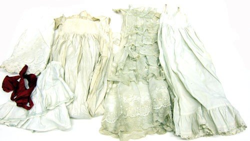14: LARGE LOT DOLL CLOTHES