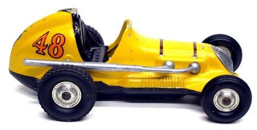 21: ROY COX THIMBLE DROME RACE CAR
