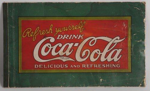 189: COCA-COLA WALLS AND BULLETINS BOOK