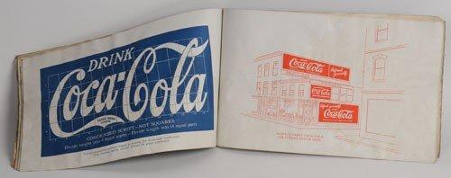 189: COCA-COLA WALLS AND BULLETINS BOOK - 2