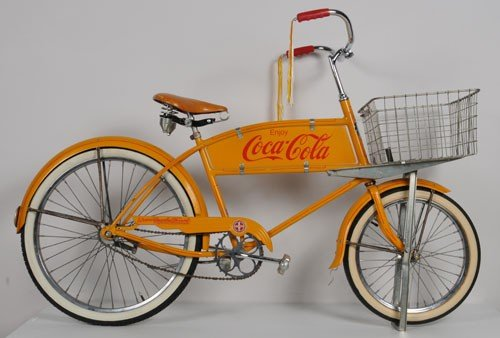 237: 1950 SCHWINN BICYCLE