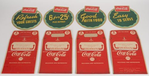 KY Sealed Coca Cola Playing Cards 1997 Elizabethtown