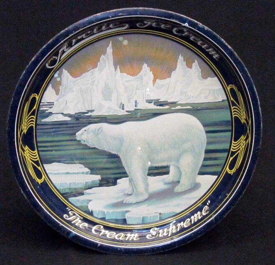 ARCTIC ICE CREAM TRAY
