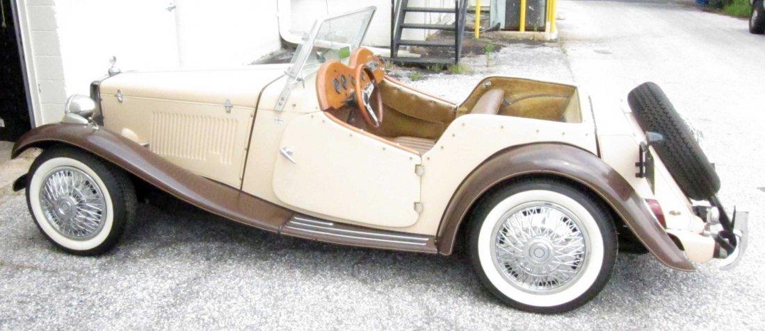 1953 MG TD KIT CAR