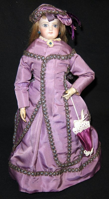 FRENCH FASHION DOLL