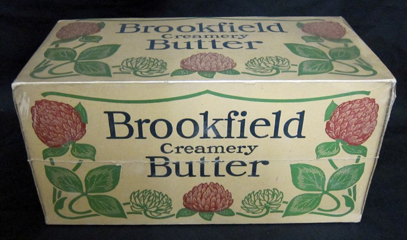 BROOKFIELD BUTTER DISPLAY