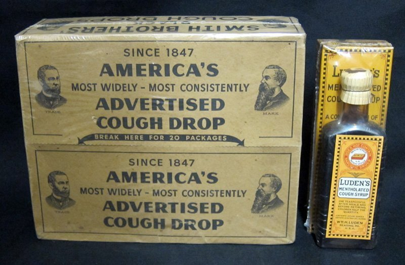 LUDENS COUGH PRODUCTS (2)