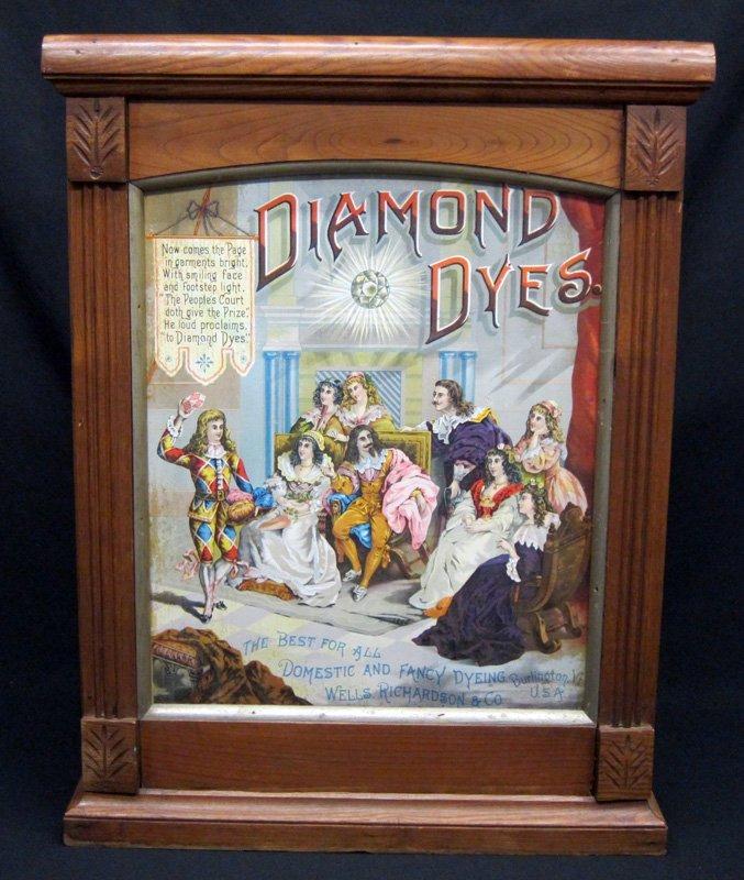 DIAMOND DYE CABINET
