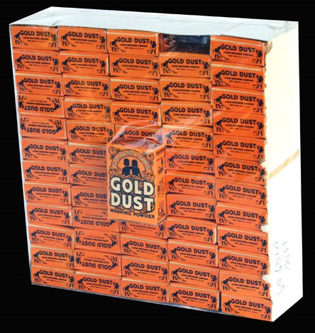23: GOLD DUST SAMPLE CASE