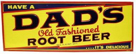 24: DAD'S ROOT BEER SIGN