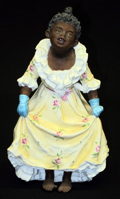 HEUBACH BLACK GIRL