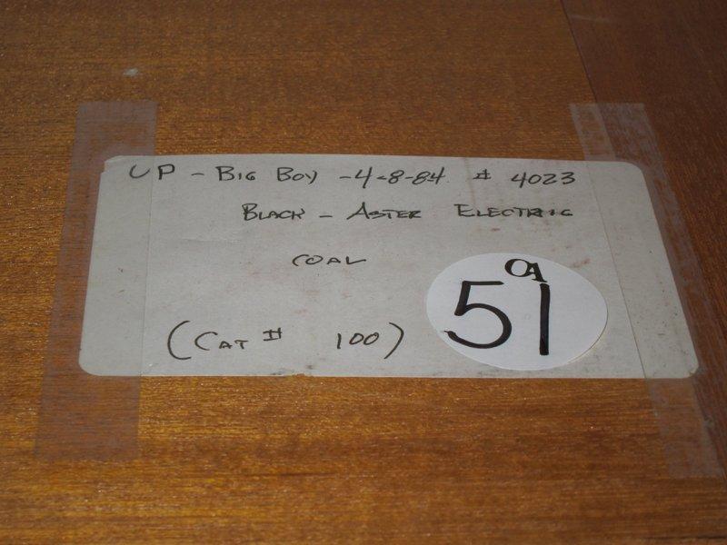 ASTER UNION PACIFIC BIG BOY #4023 - 5