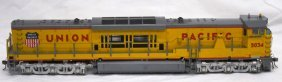 Ajin Overland Models Union Pacific U-50c