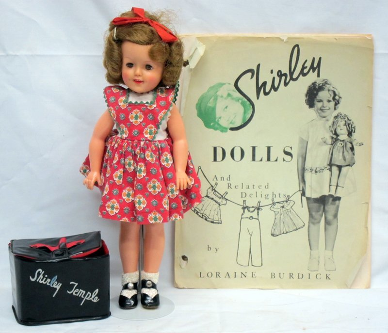 SHIRLEY TEMPLE COLLECTIBLES (3)
