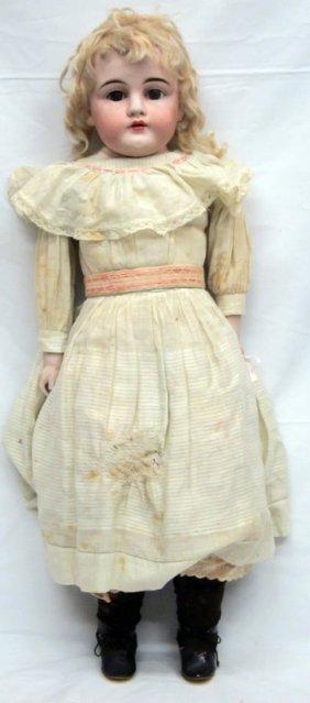 Kestner German Bisque Doll
