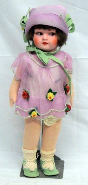 """my Playmate"" Girl Doll"