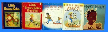 3: Black Americana 5 CHILDRENS' HARDBACK STORY BOOKS