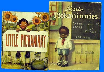 5: Black Americana 2 SOFT COVER CHILD'S BOOKS