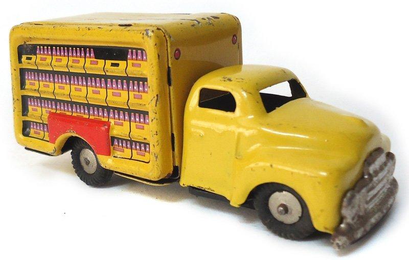 COCA-COLA TOY TRUCK 1950'S