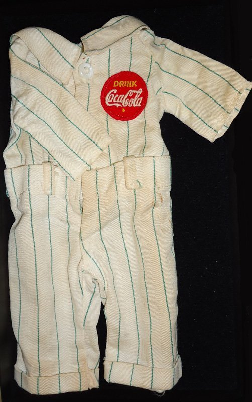 COCA-COLA BUDDY LEE OUTFIT - 1950'S