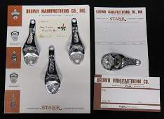 COCACOLA BOTTLE OPENERS 4