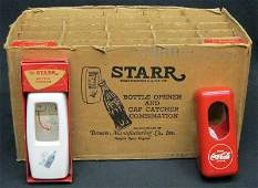COCACOLA STARR BOTTLE OPENERS 4