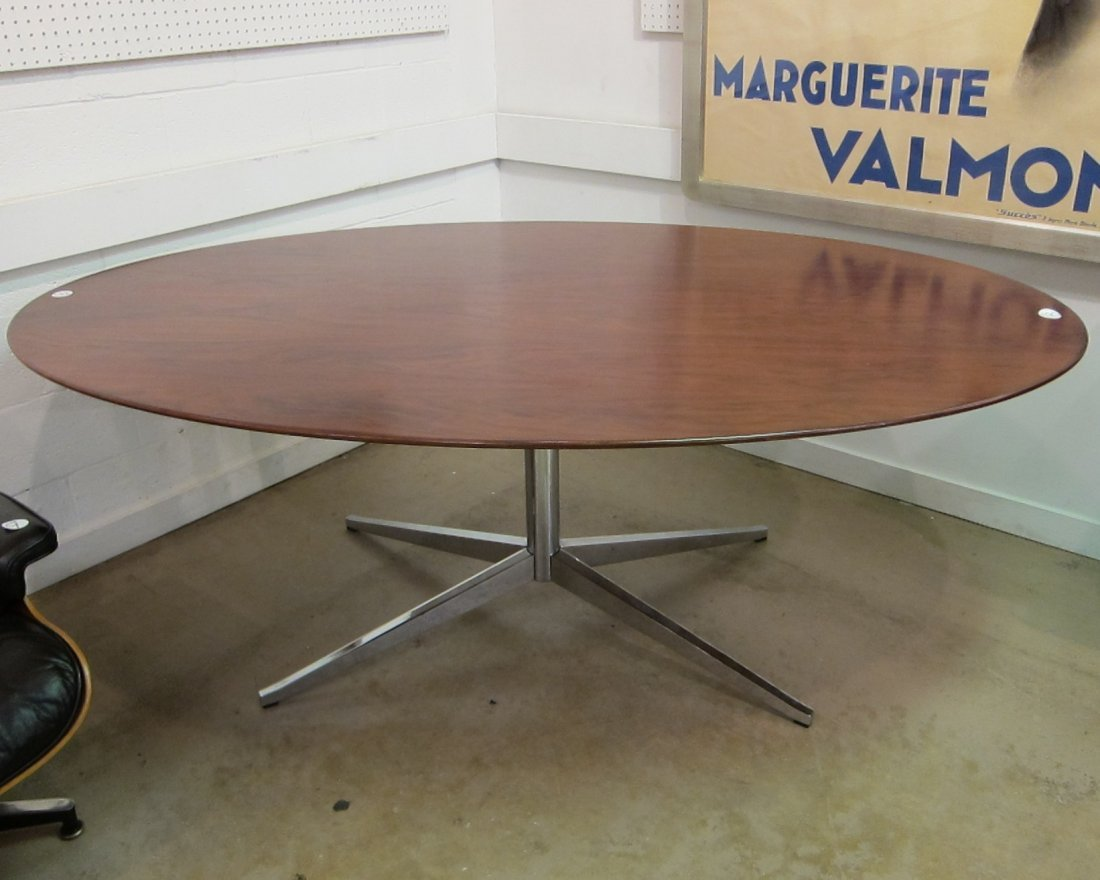 KNOLL CONFERENCE TABLE - 2