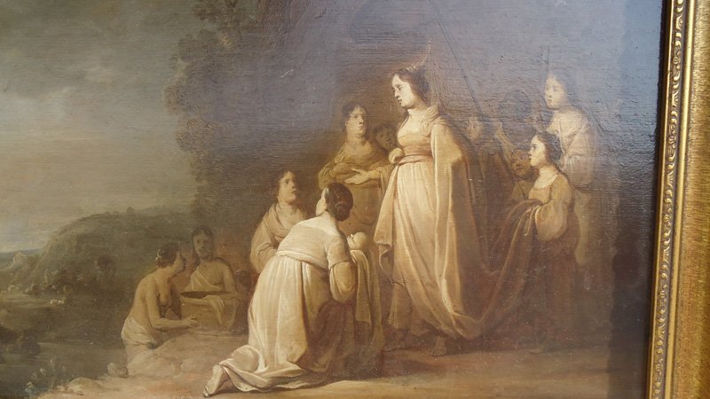 CLASSICAL PAINTING - 5