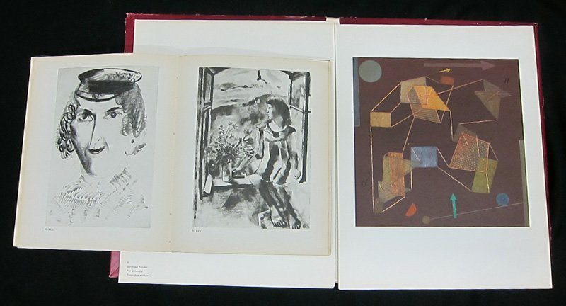 CHAGALL & KLEE BOOKS (2) - 2