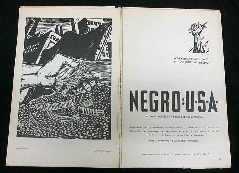 NEGRO U.S.A. PORTFOLIO - 2