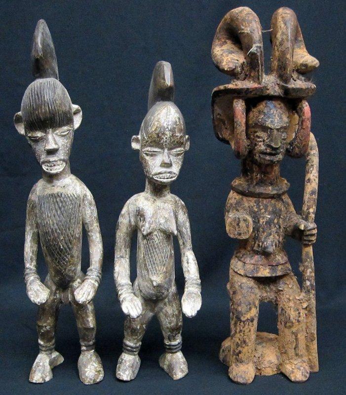 AFRICAN SCULPTURE (2)