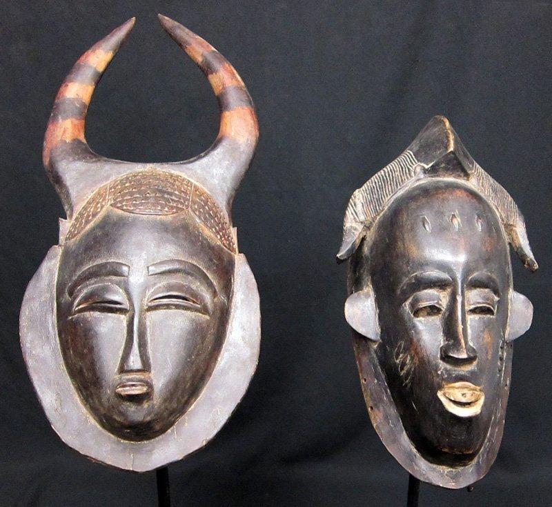 AFRICAN MASKS (2)