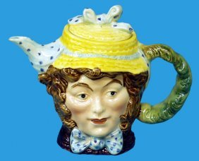 22: BESWICK DOLLY VARDEN TEAPOT #1203