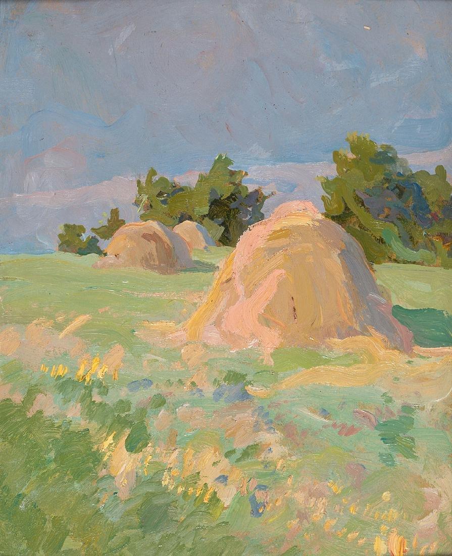 IWAN TRUSZ (1869 – 1941) – MEADOW