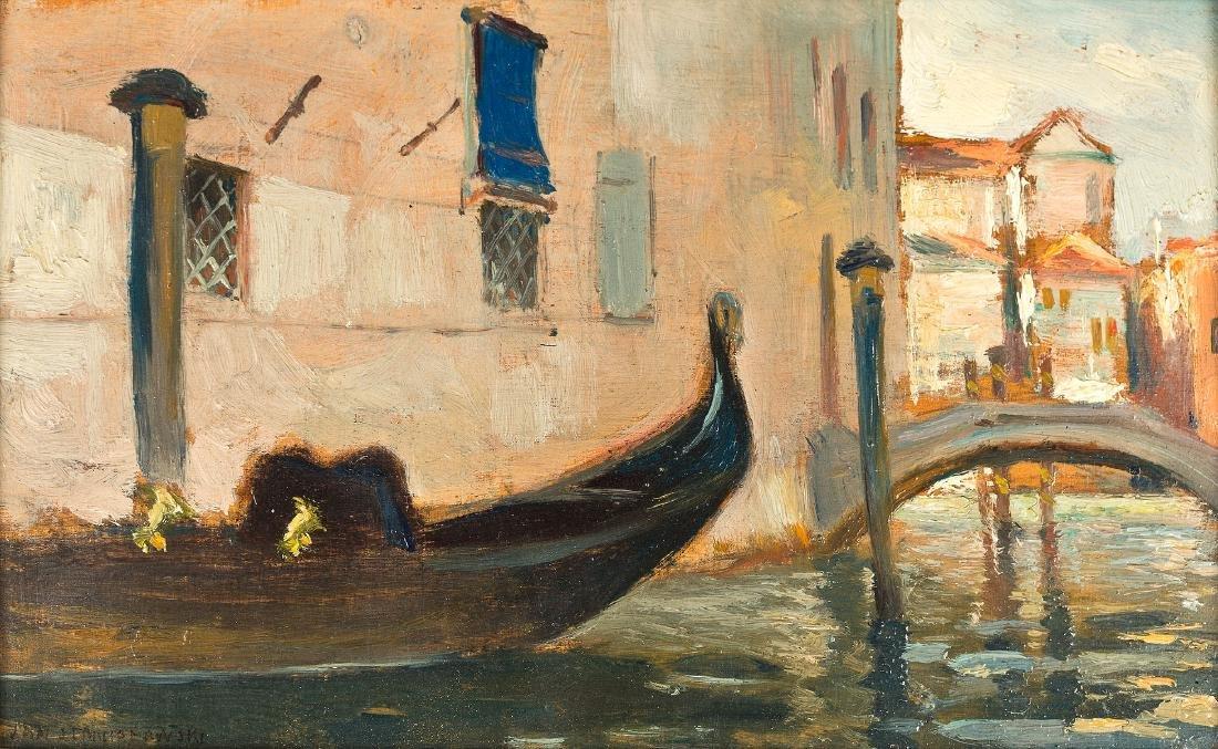 JAN STANIS?AWSKI (1860 – 1907) – VENICE