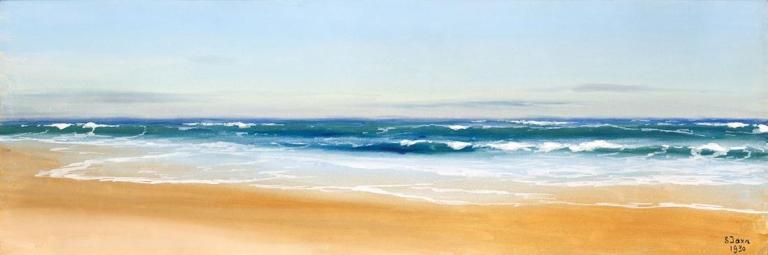 SOTER JAXA MA?ACHOWSKI (1867 – 1952) – THE SEA