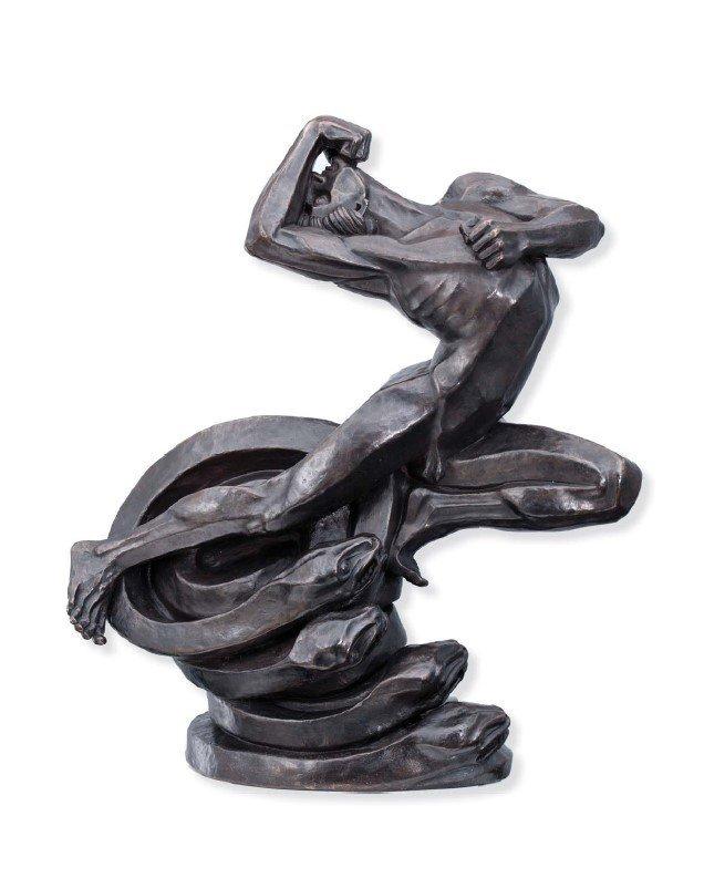 Biegas Boleslaw, Reptile\'s of life, 1917