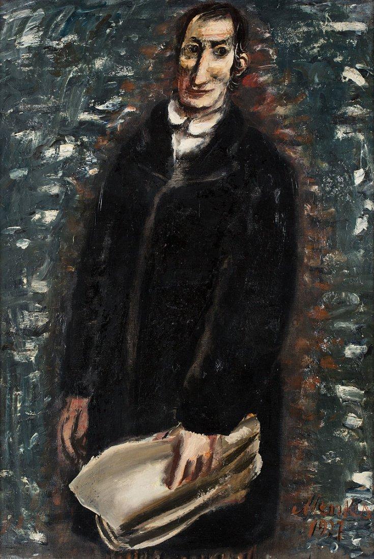 Menkes Zygmunt, Levite, 1927
