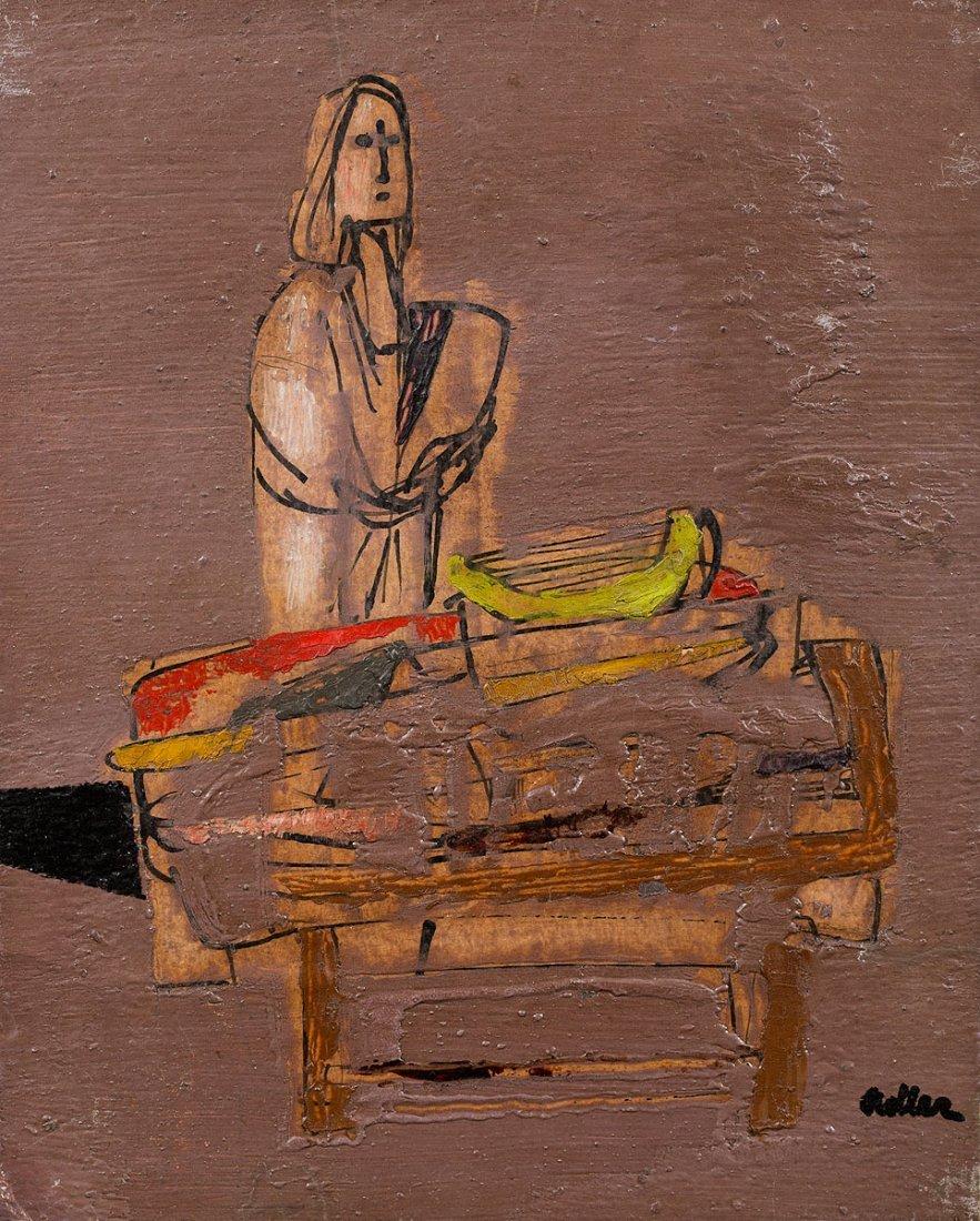 Adler Jankel, Figure circa 1943