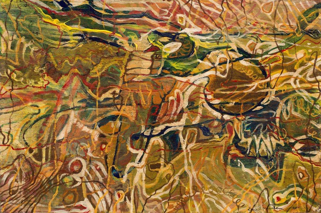 Rosenstein Erna, Composition, 1965