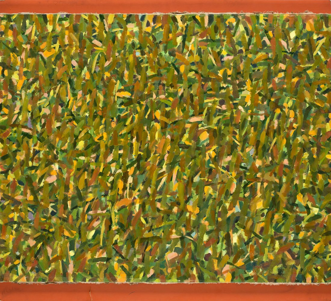Tarasewicz Leon, No title, 1981