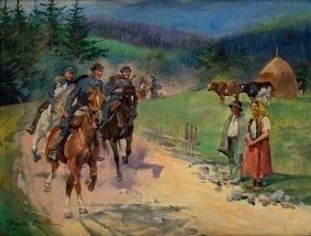 Gallop, 1928