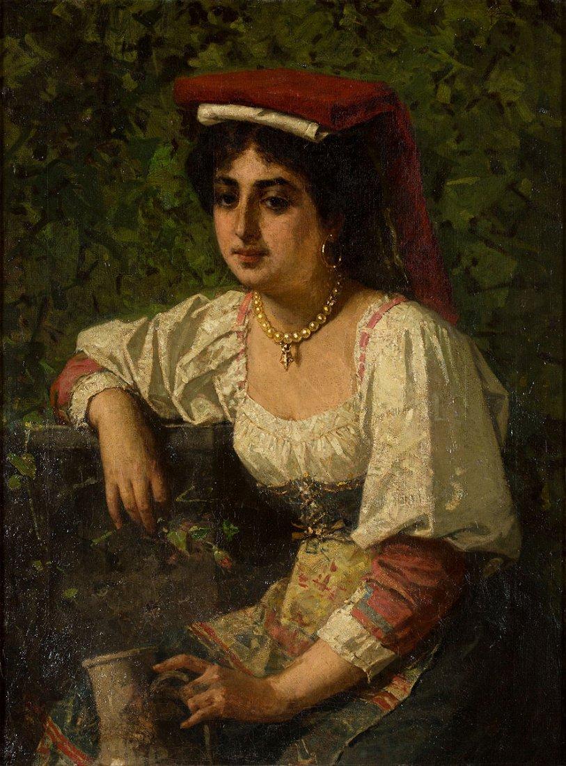 An italian dame